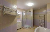 Koupelna apartmánu č. 7