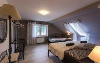 Pokoj č. 4c - pro max. 4 osoby