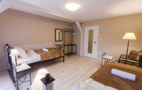 Pokoj č. 5a - pro max. 2 osoby