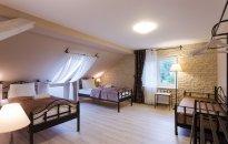 Pokoj č. 5d - pro max. 4 osoby