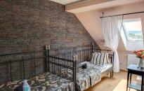Pokoj č. 6b - pro max. 2 osoby