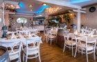 Restaurace Na palubě - oddělitelná část pro svatby, oslavy