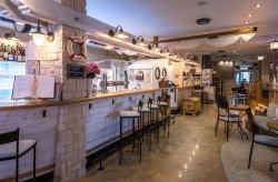 Restaurace Na palubě - bar