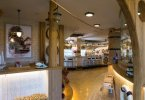 Restaurace Na palubě - vstup