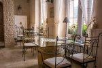 Restaurace Na palubě - romantické zákoutí s potůčkem