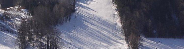 Ski areál Lázeňský vrch - Lipová