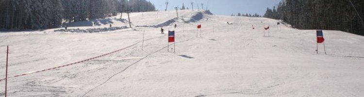 Ski areál Kaste Petříkov