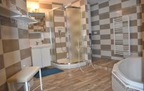 Koupelna apartmánu č. 3