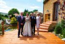 svatba na otevřené terase